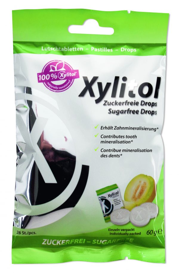 Леденцы из ксилита Xylitol drops, miradent®