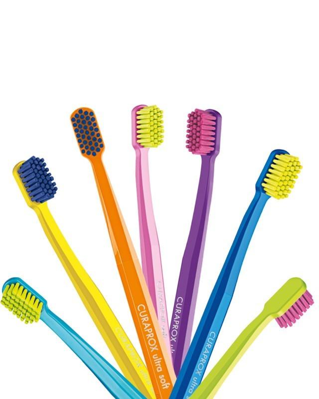 Ультрамягкая зубная щетка Curaprox CS 5460 ultra soft